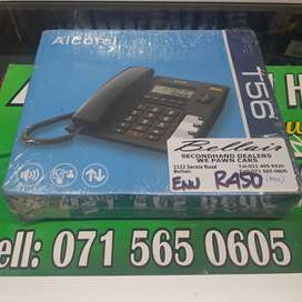Alcatel T56 Landline Telephone for Sale
