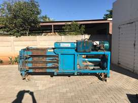 Recycling baler H10 (extended)