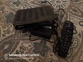 DSTv Decoder with smart card, Dish and remote