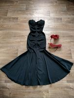 Платье рыбка, сукня, выпускное, фирменное, вечернее, праздничное,