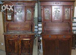 Реставрация,переделка мебели.Покраска,замена фасадов,фурнитуры
