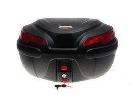 Kufer motocyklowy 2x KASK MOTOCYKL K-MAX MONOKEY 50L