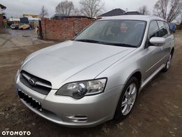 Subaru Legacy 2.0 Benzyna Silnik OK Przód Legacy Anglik V5C z...