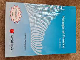 Managerial finance 7th edition