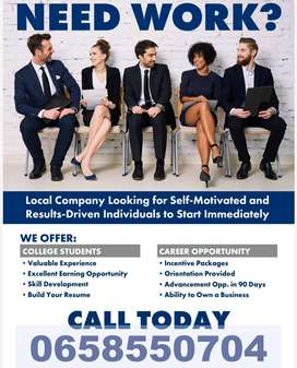 Sales representative / sales managers