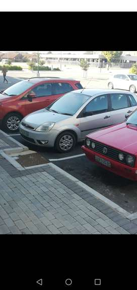 Ford Fiesta in good condition for sale or swop for a vw polo