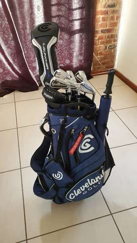 Cleveland Golf Clubs, Perfect Condition