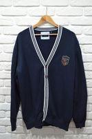 Granatowy sweter U.S. Polo Assn.
