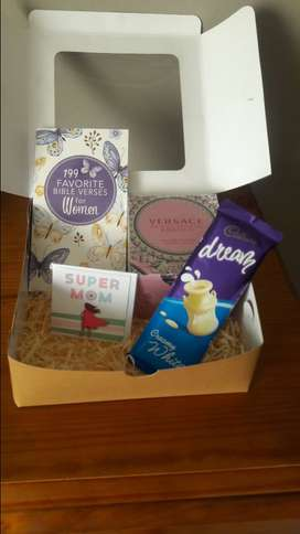 Mothersday gift boxes