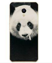 Силиконовый Чехол Meizu M5S Mini Panda Панда Меизу М5 мини