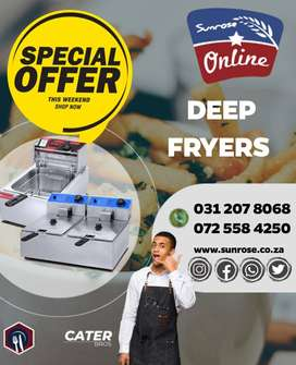 SINGLE ELECTRIC FRYERS FOR SALE AND MORE