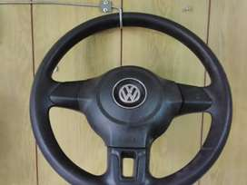 POLO STEERING WHEEL WITH AIRBAG
