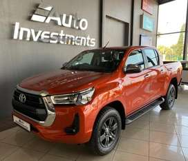 2021 Toyota Hilux 2.8 GD6 RB Raider Auto DC For sale
