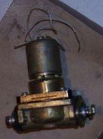 клапан электромагнитный (вентиль соленоидный) КСВШ-15