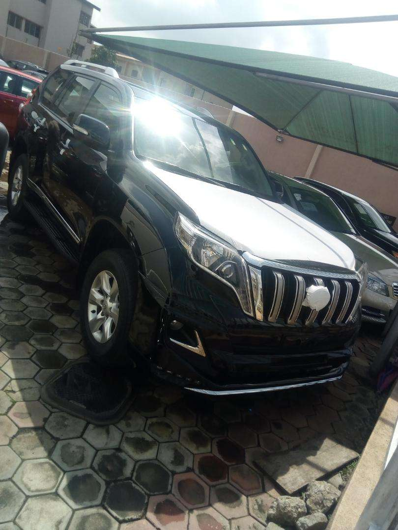 Toyota Prado Land Cruiser 2014 Naija Used Perfect Condition 0