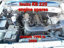 Isuzu KB 220 / KB 200 engine spares