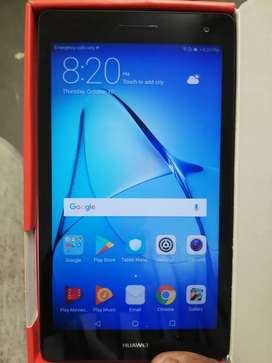 Huawei MediaPad Tab 3 7,its brand new,free pouch and convenient to use