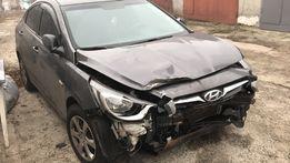 Разборка Hyundai Accent (Solaris) 2011-15
