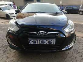 Hyundai accent 1.6 model 2014 for SELL