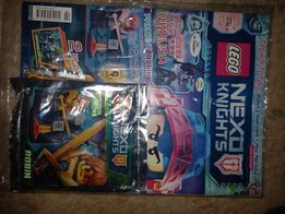 Lego Nexo Knights nr 1/18