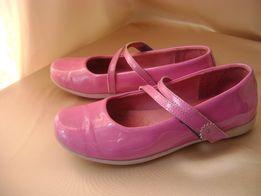 Туфли Vera Pelle(Италия) на девочку 35 размер