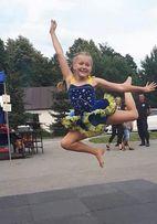 Sukienka Taniec Strój gimnastyczny Taneczny disco dance