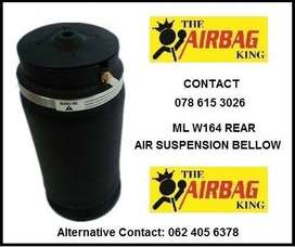 air suspension - ML w164 - Rear - NEW