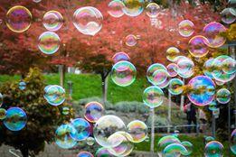 Аренда , прокат мыльных пузырей и дым машины