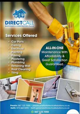 DIRECT CALL MAINTENANCE& CONSTRUCTION
