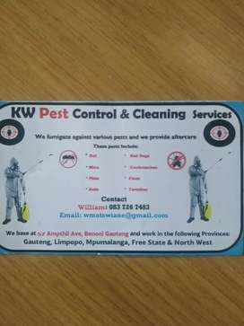 KW Pest Control & Cleaning Services