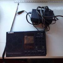 Оригинальный японский всеволновой стерео радиоприемник SONY ICF-SW7600