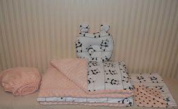Утепленный плед одеяло из мягкого плюша, подушка, облачко, конверт