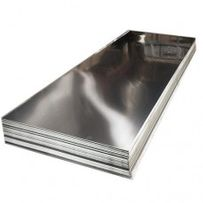 Лист из пищевой нержавейки 1х2 м, 1 мм зеркальный (полированный) 304