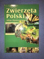 Zwierzęta polski - Atlas ilustrowany