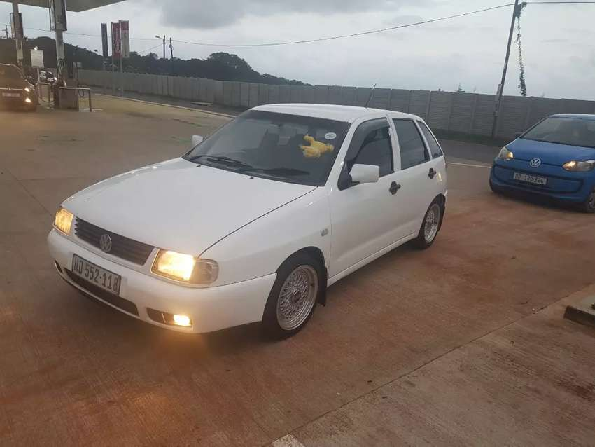 Polo playa 1.4 2002 model in good condition 0