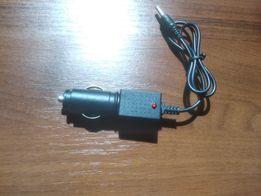 Автомобильное зарядное устройство для фонариков