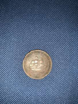 Rare South African coin from 1932