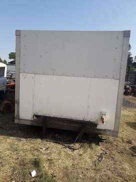 6m truck container