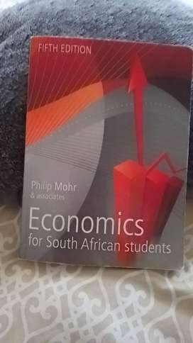 Economics for South African Students by Philip Mohr