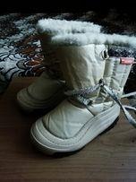 Зимние сапоги Demar 24-25размер