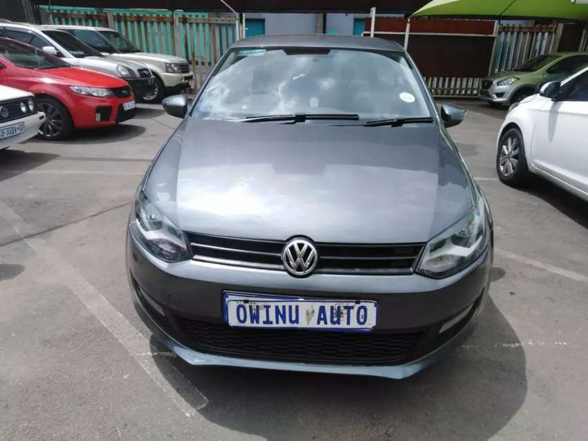 Used VW polo 6 1.4 confortline 0