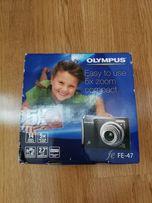 Aparat cyfrowy Olympus Fe 47 z by