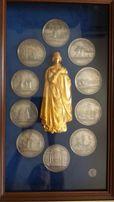 Сувенир «Медали на княжение Великой княгини Ольги»