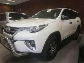 2018 Toyota GD6 Fortuner 2.4 SUV 40,000km 7Seater Manual  LIBERTY AUTO