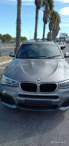 BMW X3 2.0D xDrive Msport (A)