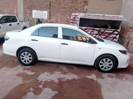 toyota corolla in a very good condition for sale