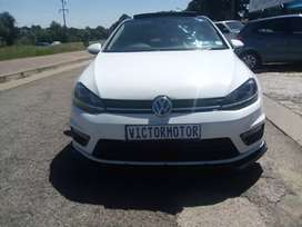 2016 vw Golf 7R Line 79000km for sale