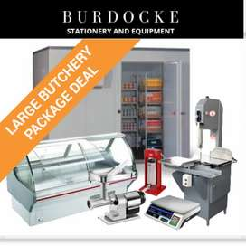 Brand new large butcher package deals