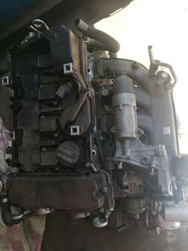 Mercedes Benz 271 Engine