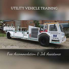 UTILITY VEHICHLE TRAINING IN NORTHERN CAPE